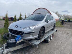 Náhradní díly Peugeot 407